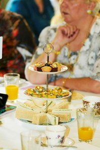 All the scrumptious high tea delights. Photo courtesy of the Women's Weekly